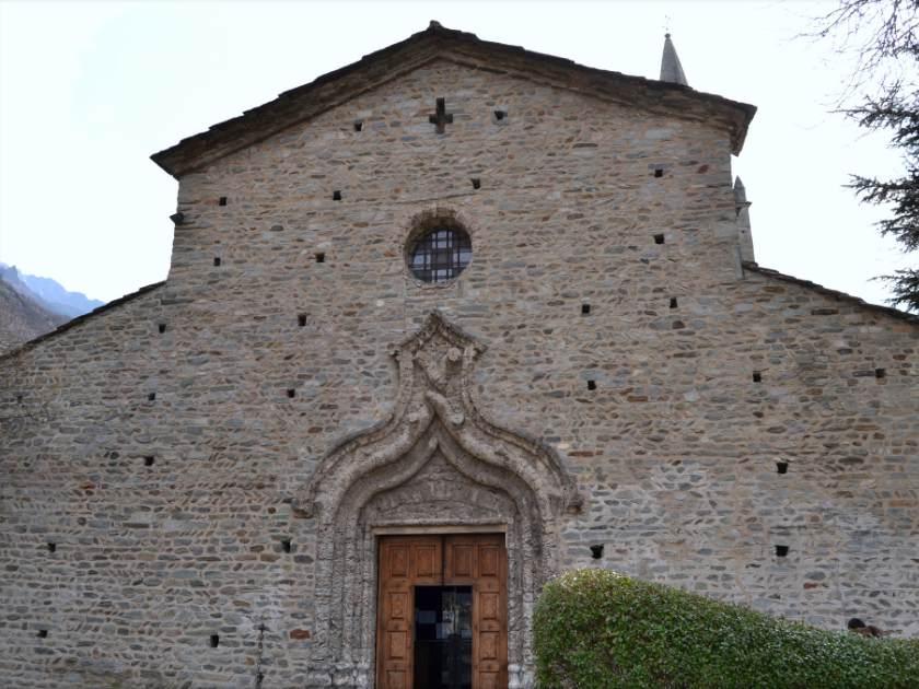 Chiesa di San Martino Arnad