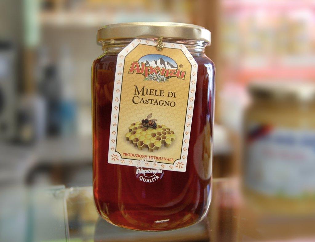 Miele di castagno grande
