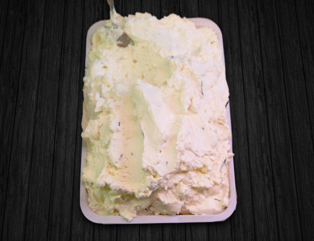 Mousse di formaggio all'erba cipollina - Caseificio Evancon