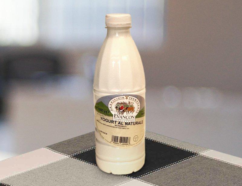 Yogurt 1kg Caseificio Evancon